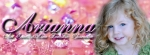 Arianna CharacterBanner by EricIzMine