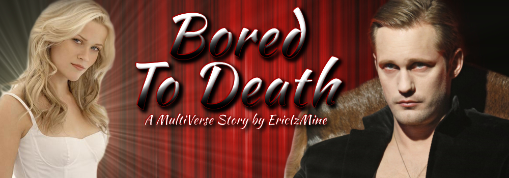 Bored To Death Banner