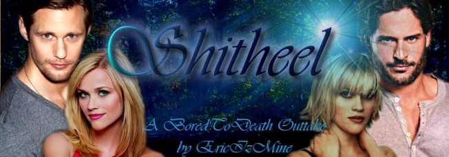 Shitheel Banner by EricIzMine