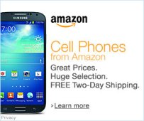 Amazon Cell Phones