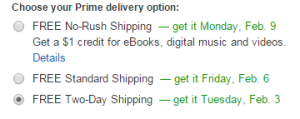 AmazonCredit4Shipping
