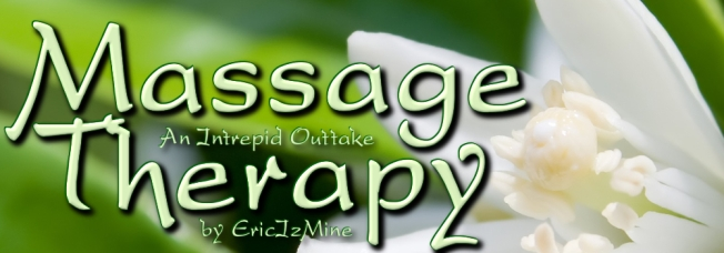 Massage Therapy SceneArt by EricIzMine